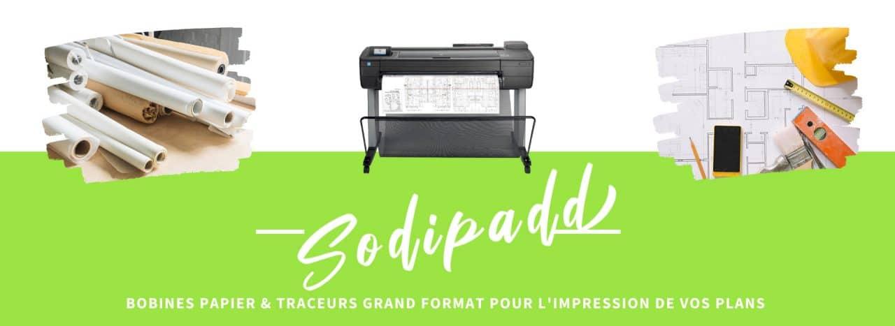matériel et consommables grand format - Sodipadd